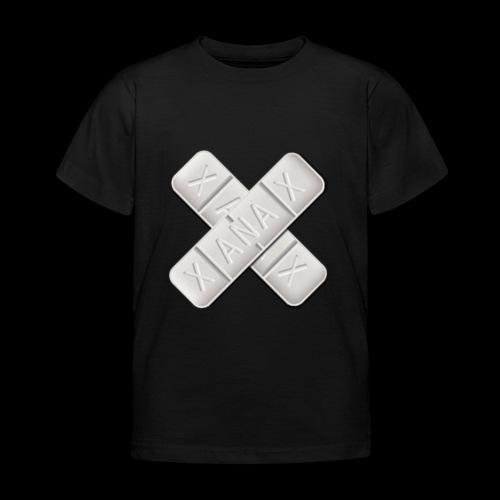 Xanax X Logo - Kinder T-Shirt