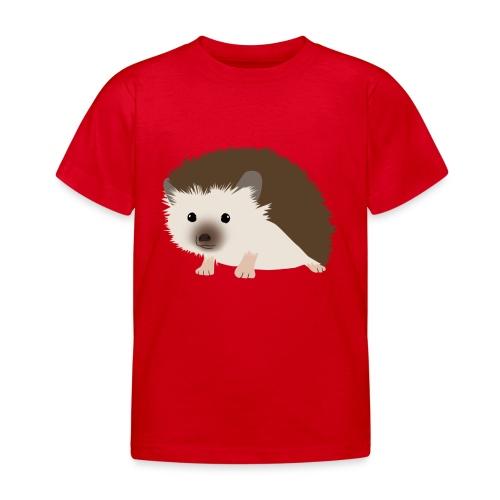 Siili - Lasten t-paita