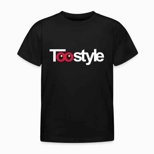 Toostyle white - Maglietta per bambini