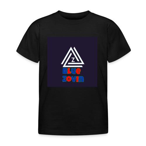 BlueZovinshirt - Kids' T-Shirt