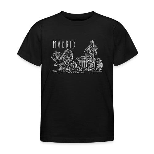 CIBELES BLANCO - Camiseta niño