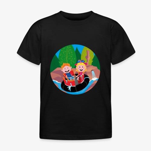 Themepark: Rapids - Kinderen T-shirt