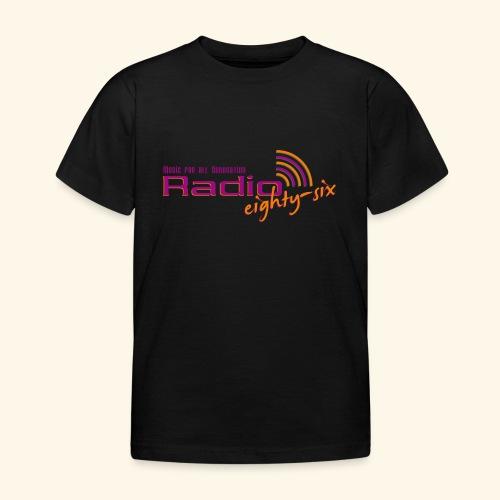 logo10000dpi - Kinder T-Shirt
