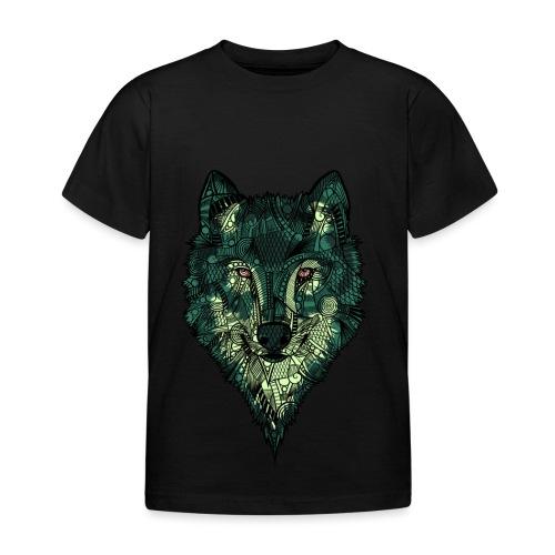 Ulv - T-skjorte for barn