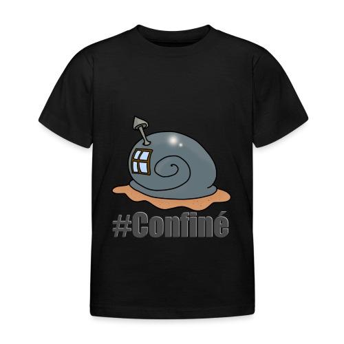 confiné - T-shirt Enfant