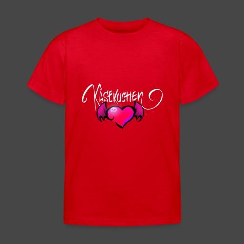 Logo and name - Kids' T-Shirt