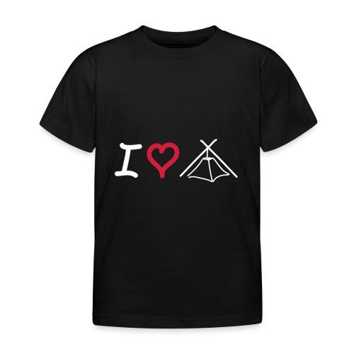 I love Kothe - Kinder T-Shirt