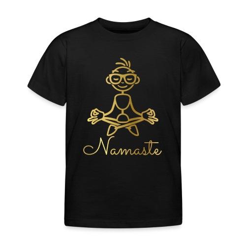 Namaste - Kids' T-Shirt