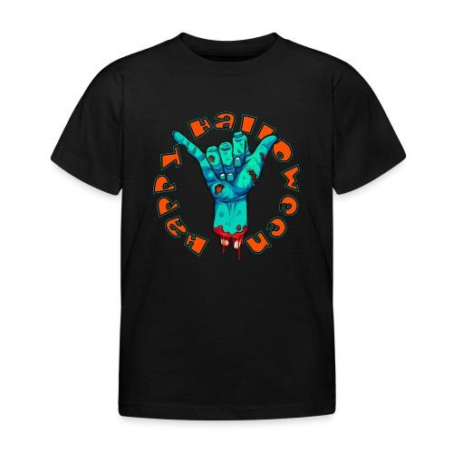 happy halloween - T-shirt Enfant