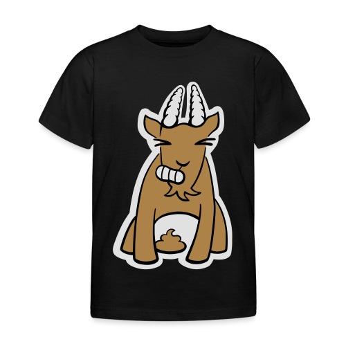 Scheissbock - Kinder T-Shirt