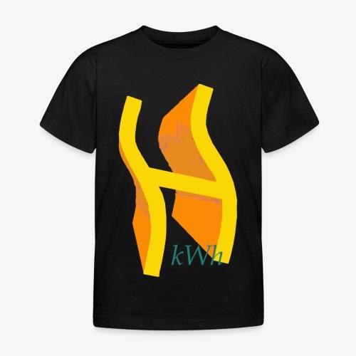 Wasserstoff - Kinder T-Shirt