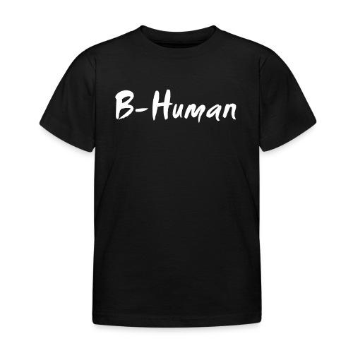 B-Human Shirt - Kinder T-Shirt