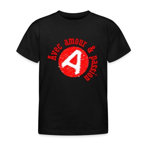 Agapao, - T-shirt Enfant