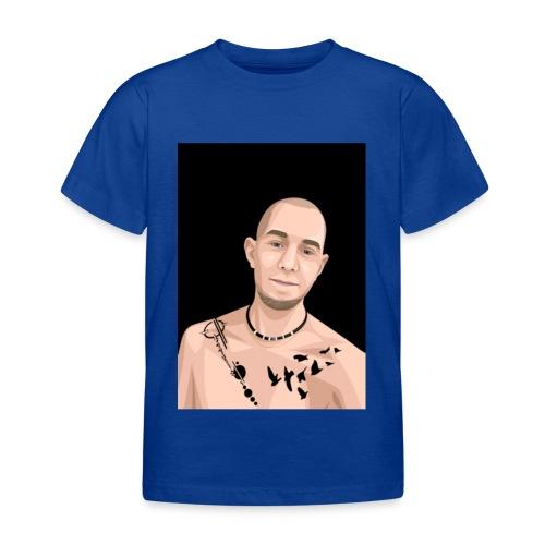 Justin Ahlberg Art - T-shirt barn