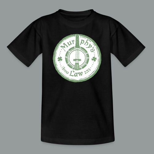 murphys law vit no head - T-shirt barn