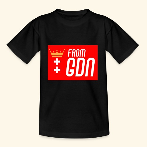 #fromGDN - Koszulka dziecięca