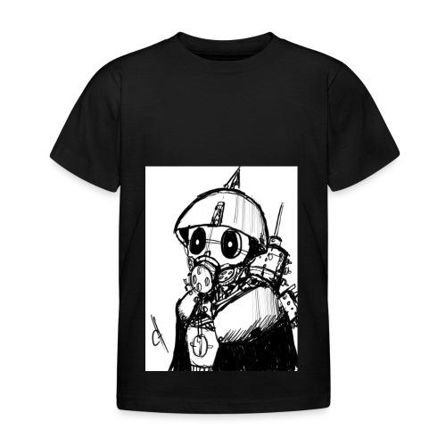 gas man - Camiseta niño