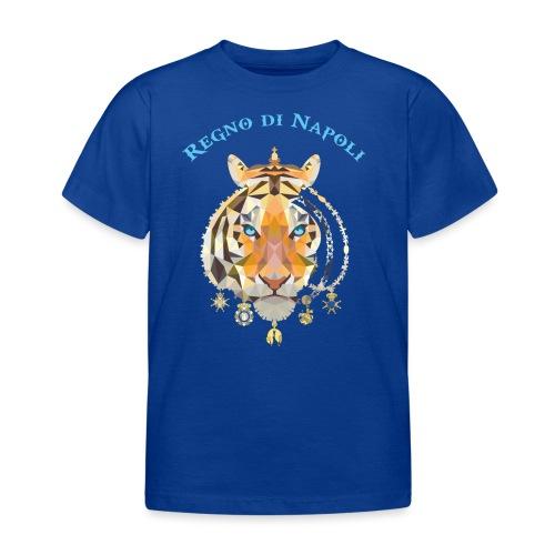 regno di napoli tigre - Maglietta per bambini