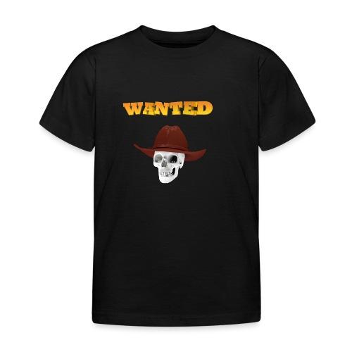 WANTED AR - Camiseta niño