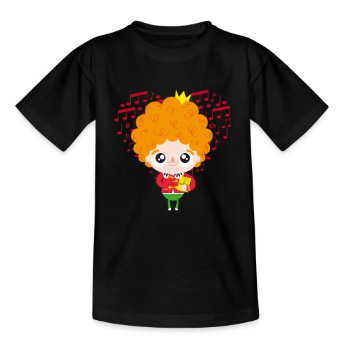 Nando travelling - Kids' T-Shirt