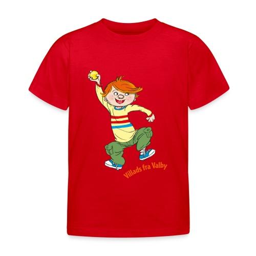 Villads fra Valby - Børne-T-shirt