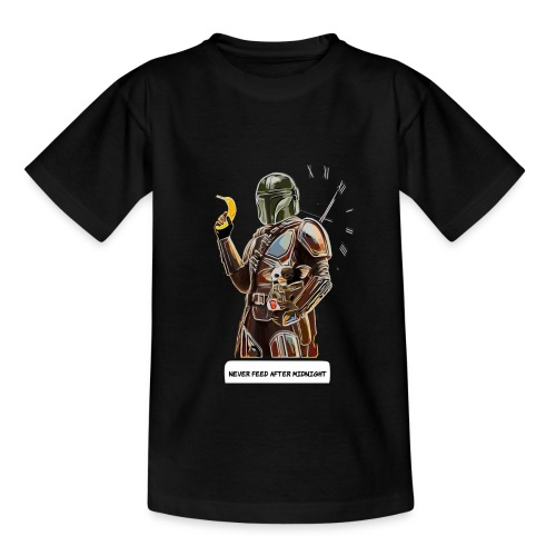 Never Feed After Midnight - Kids' T-Shirt