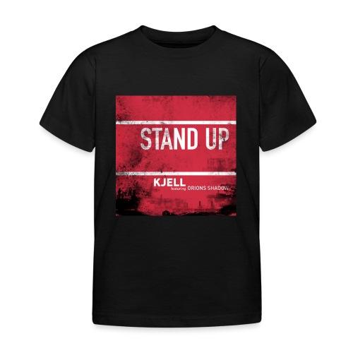 Stå opp! - T-skjorte for barn