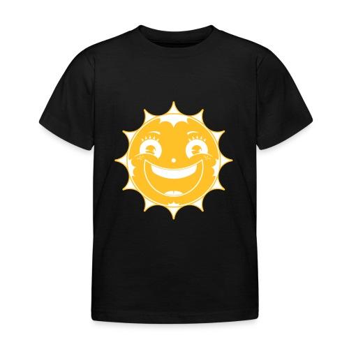 Happy Sun - Kinder T-Shirt