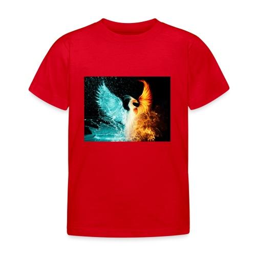 Elemental phoenix - Kids' T-Shirt