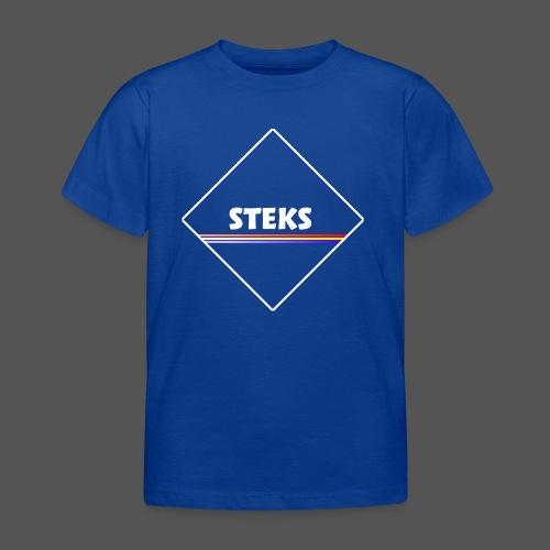 3Color STEKS™ Logo - Kinderen T-shirt