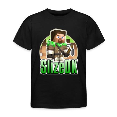 SlizeDK-logo_Large - Børne-T-shirt