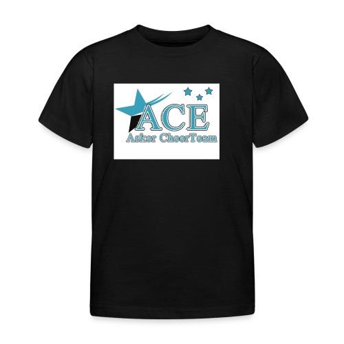 ace logoen bra kvalitet jpg - T-skjorte for barn