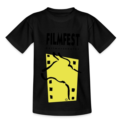 Filmfest Logo - Kinder T-Shirt