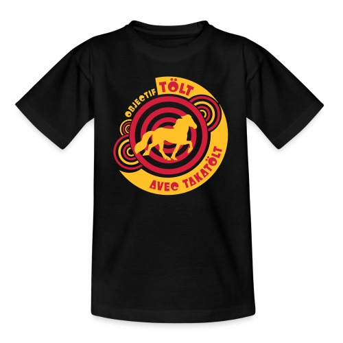 Objectif Tölt 2 - T-shirt Enfant