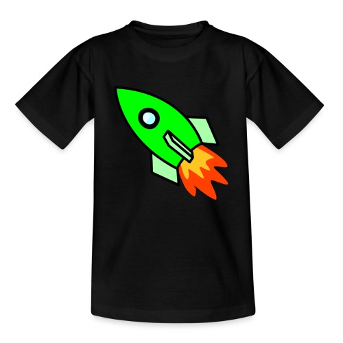 neon green - Kids' T-Shirt