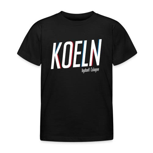 Koeln Basic - Kinder T-Shirt