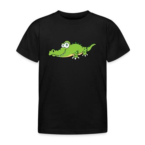 Krokodil - Kinderen T-shirt