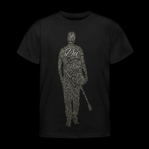 sascha - Kinder T-Shirt