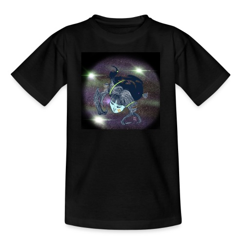 the Star Child - Kids' T-Shirt