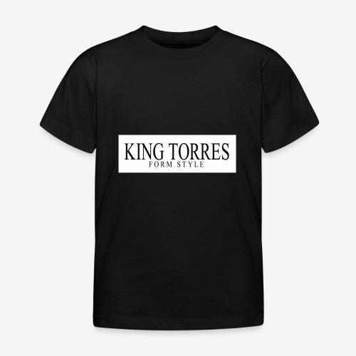 king torres - Camiseta niño