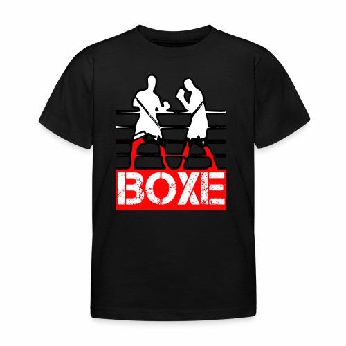 BOXE - Maglietta per bambini