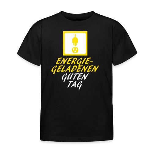 DieSteckdoze - Kinder T-Shirt
