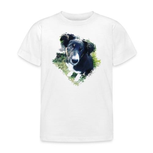 colliegermanshepherdpup - Kids' T-Shirt