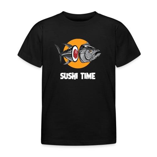 SUSHI TIME-tonno-b - Maglietta per bambini