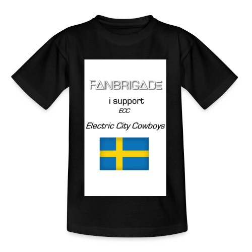 Fanbrigade - Børne-T-shirt