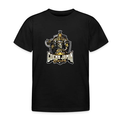 GoennjaminGaming - Logo Front Print Collection - Kinder T-Shirt