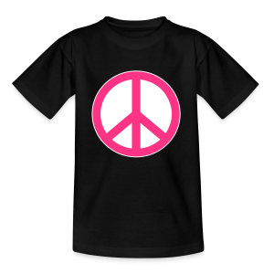Peace, Love and Happiness - Kinderen T-shirt