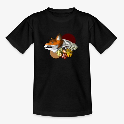 Autumn Foxey - Maglietta per bambini