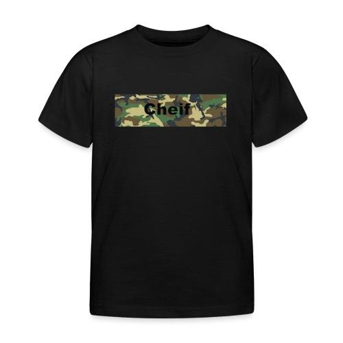 Cheif barn kläder - T-shirt barn