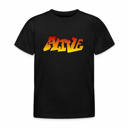 ALIVE CGI - Kids' T-Shirt